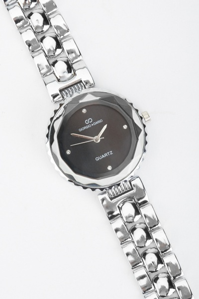 Stainless Steel Strap Dial Watch