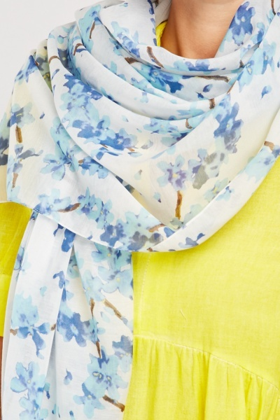 Faded Effect Scarf