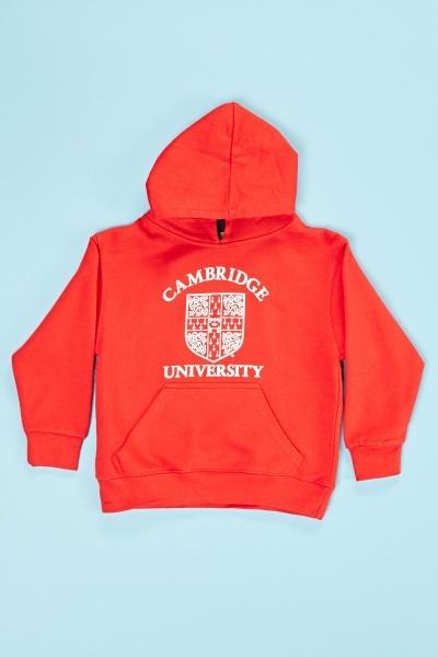 Cambridge Unisex Kids Hoodie