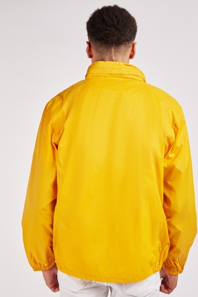 Light Weight Waterproof Hooded Jacket