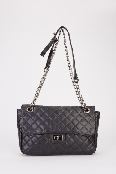 Diamond Stitched Bag