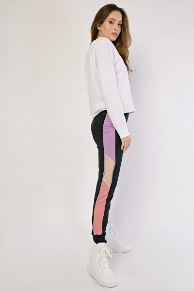 Mesh Side Joggers