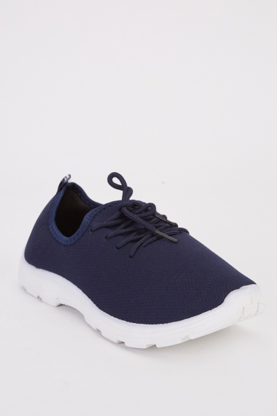 Slip On Mens Trainers