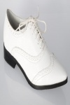 Ladies Wingtip Spectator Shoes