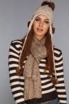 Soft Knit Sequined Scarf