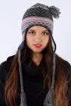 Peruvian Knitted Winter Hat