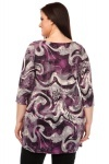 Swirls Pattern Tunic