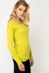 Soft Knit Pocket Front Jumper