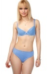 Leisure Stretch Bra & Briefs Set