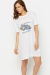 Pick Me Printed Night Shirt