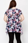 Floral Light Weight Tunic
