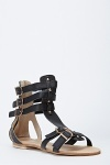 Ankle Gladiator Sandals
