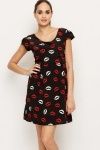 Bow Back Kiss Dress