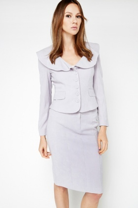Large Collar Jacket