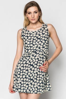 Daisy Tea Dress