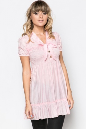 Baby Doll Tunic