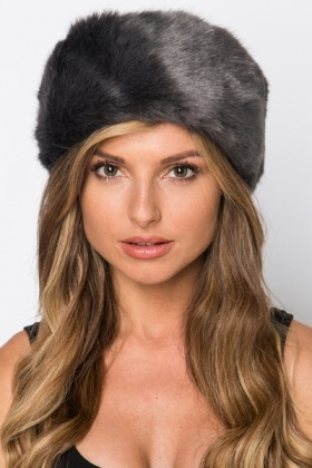 Faux Fur Head Band