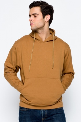 Casual Hooded Jumper