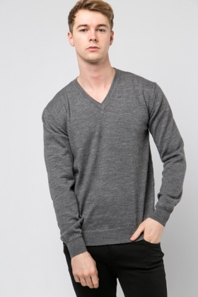 Everyday V-Neck Sweater