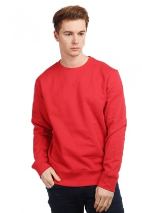 Fleeced Basic Sweater