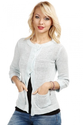 Loose Stitch Cardigan