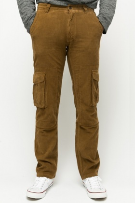 Men's Corduroy Trousers