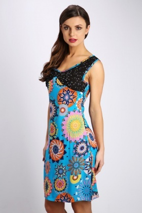 Kaleidoscope Dress