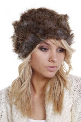 Faux Fur Russian Hat - Just £5 d2411c891a9