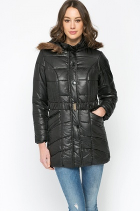 Padded Parka Jacket - Just £5