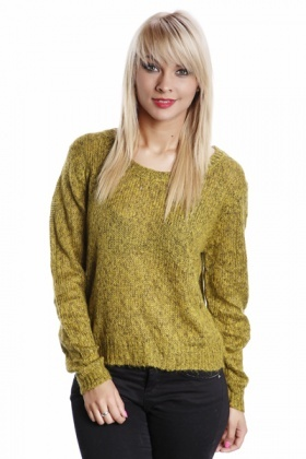 Soft Knit Casual Jumper