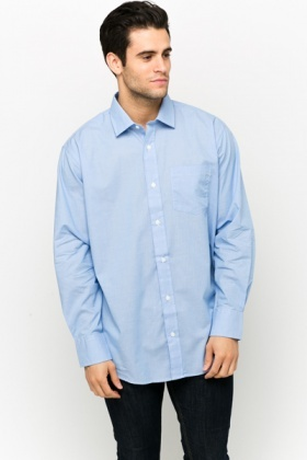 Cotton Button Down Shirt
