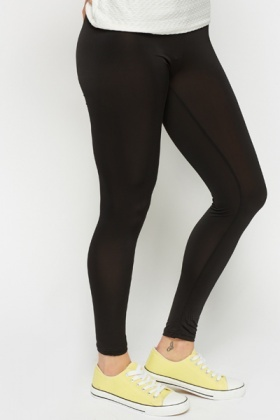 Sheer Leggings