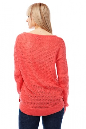 Armour Knit Pullover