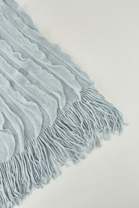 Loose Knit Luxury Throw