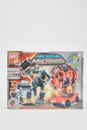 Morph Machines Lego Kit
