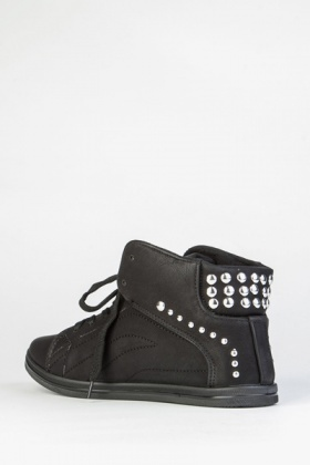 Studded Trainers