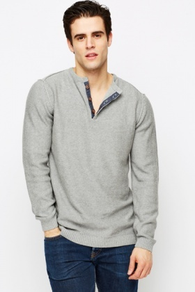 Long Sleeve Cotton Jumper