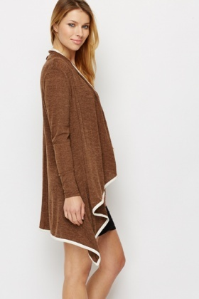 Long Waterfall Cardigan - Just £5