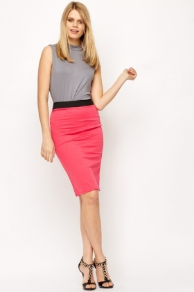 Bodycon Mini Skirt