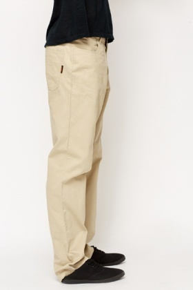 Sand Mens Work Trousers