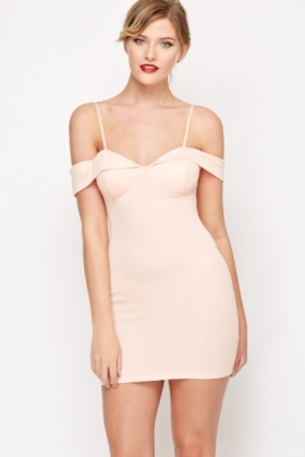 Bustier Bodycon Dress