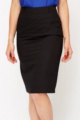 Blazer Formal Pencil Skirt