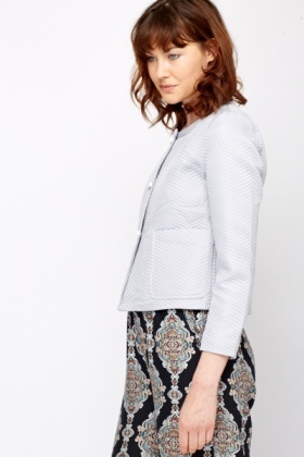 Jacquard Evening Jacket