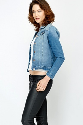 Casual Denim Jacket