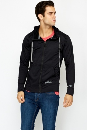 Pocket Front Sports Hoodie