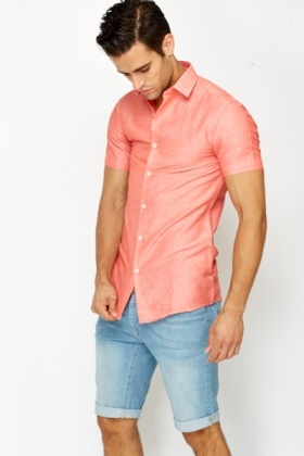 Azalea Cotton Slim Fit Shirt