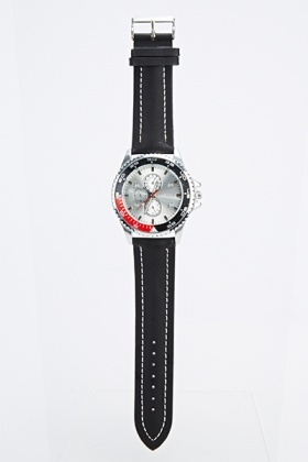Contrast Dial Watch