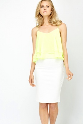 Swing Layered Cami Top