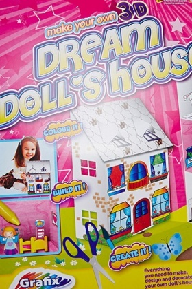 Make Your Own 3D Dream Doll House