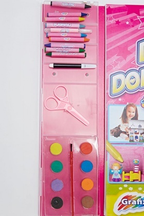 Make your own 3d dream doll house just 5 for Make your own house 3d